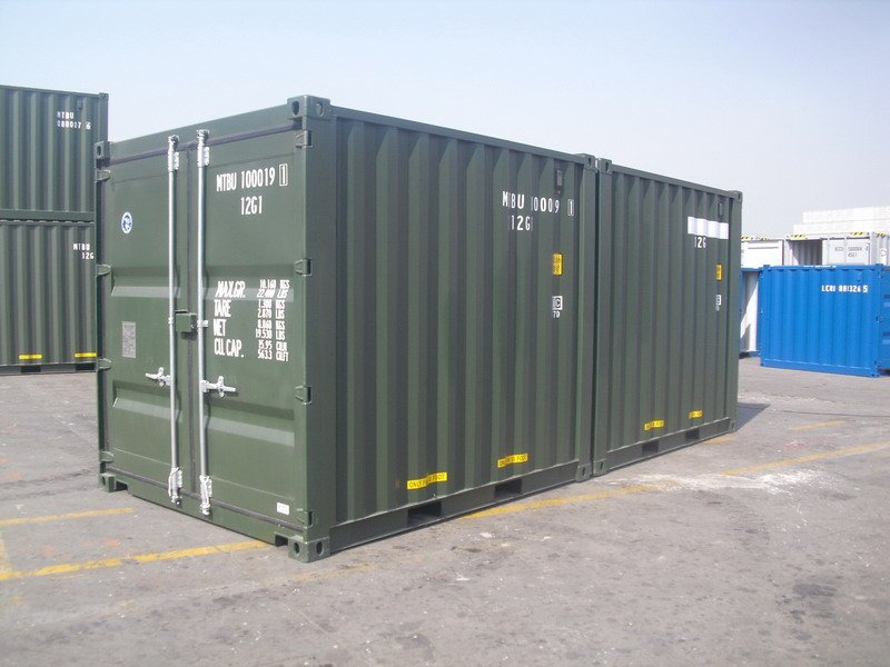Similar results for sale military metal storage container