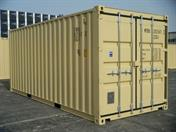 20-foot-HC-tan-RAL-1001-shipping-container-013