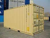 20-foot-HC-tan-RAL-1001-shipping-container-031